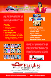 Admission open for Aviation Courses in Calicut, 100%Placement Assured, Kerala No.1 Aviation Institute