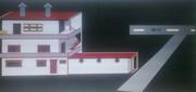 3 storied Bulding center of Karunagappally