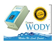 WODY- India's first Hybrid low cost waterlevel controller from SABIOS
