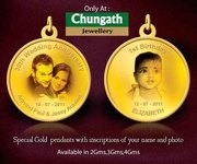 BIRTHDAY GIFTS IN GOLD,  CHUNGATH JEWELLERY DUBAI,  THRISSUR,  KOLLAM.