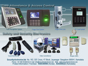 Biometrics Time Attendance / Access Control Systems avialable in Kerala