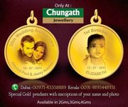 WEDDING GIFTS IN DUBAI,  ANNIVERSARY GIFTS IN DUBAI-CHUNGATH JEWELLERY