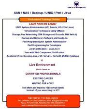 best training centre for PERL |skycirrus domlur |bangalore