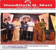 Nandilath-Home Appliances in Thrissur.