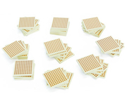 Montessori Educational toys-45 Wooden Hundred Squares