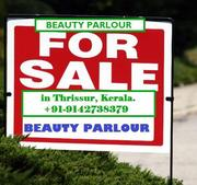 Beauty Parlour for sale in Thrissur-09061421230.