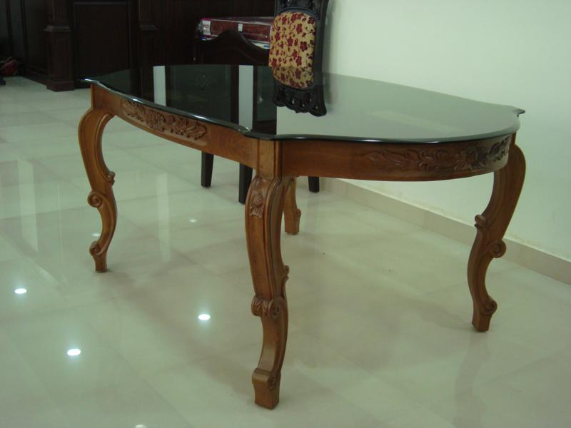 Wooden Furniture Cochin Dining Tables Kerala Furniture Shop Alankar Kerala Furniture For