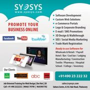 Syosys Technologies (software development and IT consultant)