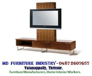 Home interior Designing in Thrissur- MD Furniture Industry.