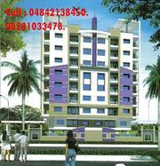 Flat for sale near Cochin International Airport.