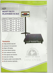 Ayurvedic and Herbal Products co. - weighing machine - call 9716301652
