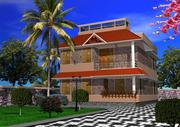 3 BHK Villa for Sale Near Technopark Kazhakuttom Trivandrum.