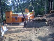 90 cent land & RCC home for sale at idukki kothamangalam-highway side - between chelachuvadu & keerithodu