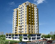 A Premium Luxury Apartments In Karyavattom