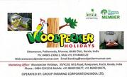 Woodpecker Holidays Munnar
