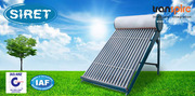 Industrial/Domestic Solar Water Heater System at Kochi