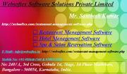 Restaurant Management Software,  Spa & Salon Reservation software,  Hotel Management Software in Arakkunnam