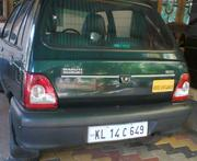 maruti SUZUKI 800 - 2000 MODEL  for sale