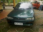 i want sale my car toyota corolla tazz-1998 patrol