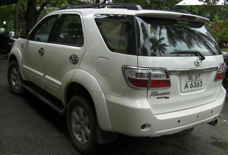Used Suv Cars Sale In Kerala