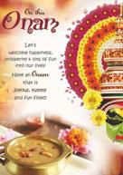 Send Onam Cards in India