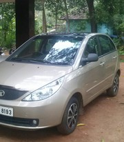 TATA INDICA VISTA USED CAR -2010-FULL OPTION -DIESAL -AT LOW PRICE