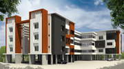 2BHK & 3BHK Flats in Thrissur