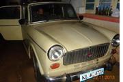 Premier Padmini 137D disel car