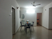 A 1585 Sq FT 3BHK - fully furnished  with AC for 2 rooms near infopark