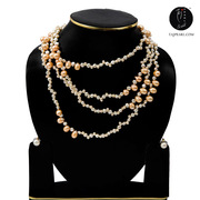 Buy Pure Pearls Gypsy Necklaces from online jewellery store Taj Pearl