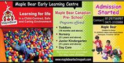 Maple Bear Canadian Pre-school,  Near Infosys Campus,  Technopark,  Triva