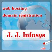 Domain Registration $ 3.99 (Rs 250) - J. J. Infosys