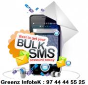 Bulk sms in kozhikode | promotional bulk sms @ 2 paise