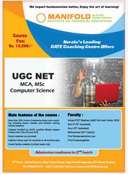 NET course in Kerala