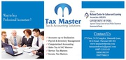 Practical Accounting and Tax Studies training in Thrissur,  Kerala -