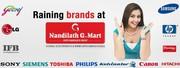 Nandilath G Mart complaints are not genuine complaints .
