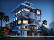 Kancheepuram 3d rendering services 101#
