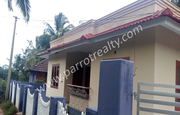7cent land with 3bhk house( 1200sqft ) for sale in near Panamaram.