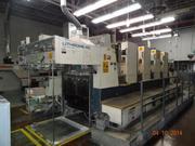 For Sale Used KOMORI L 440 ,  L 640 Offset printing machine