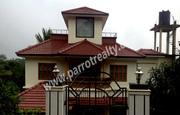 Fabulous three story House for sale in Dwaraka.wayanad