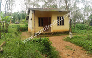 20cent land with 2bhk small house for sale in nearpoothadi(high school