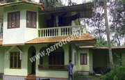 2300sqft house in 2.5acre land for sale in near bathery.