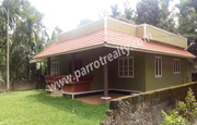 12cent land with 3bhk house for sale in near bathery.wayanad