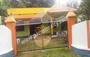 10cent land with 3bhk house for sale in near Kayakkunnu.