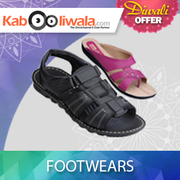 Pamper your feet this Dussehra & Diwali with Online Footwear Shopping