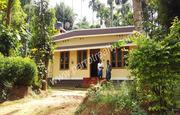 Land with  2bhk house for sale  in cherukattoor.Wayanad.