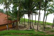 white sand beach in kannur  north kerala