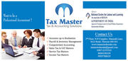 Sales tax practitioner course in Thrissur,  Kerala - TAX MASTER