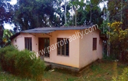 1acre 30cent land with 2bhk house for sale  near Dwaraka.Wayanad.