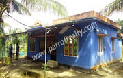 12cent land with 3bhk house for sale in bathery at 40lakh